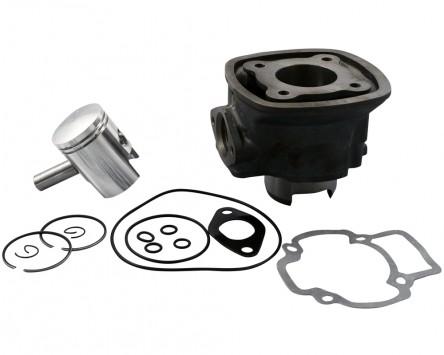 Zylinderkit 50ccm 2EXTREME Standard für Piaggio LC 4-eckig