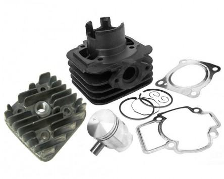 Zylinderkit 50ccm 2EXTREME für Piaggio AC inkl. Kopf
