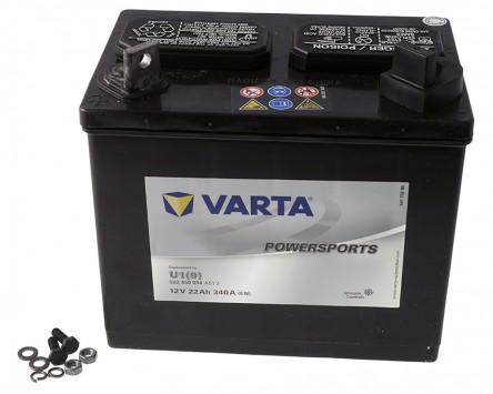 Batterie 12V 22Ah VARTA Powersports U1-9