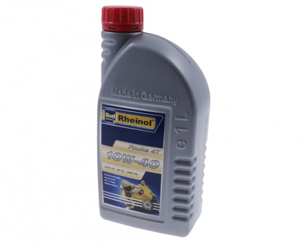 Motoröl RHEINOL 4T 10W40 Fouke 1 Liter