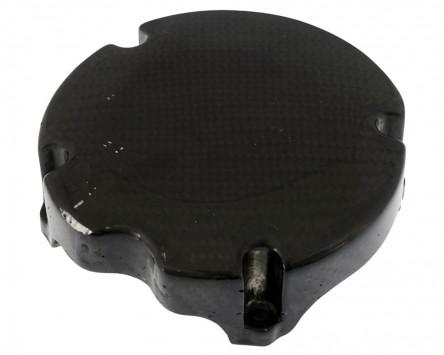 Lichtmaschinenabdeckung carbon ERTL für Malossi Motorgehäuse
