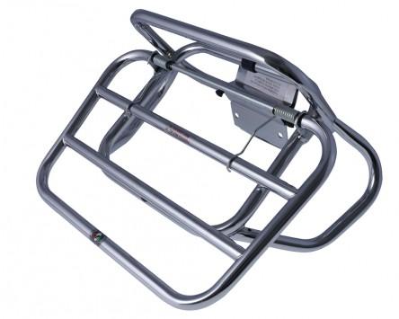 Gepäckträger CUPPINI hinten chrom für Vespa ET2/ET4