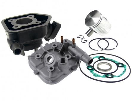 Zylinder kit + Zylinderkopf 50ccm STANDARD für Peugeot Speedfight 1 & 2 LC