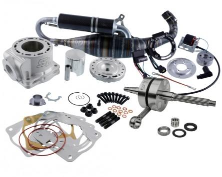 Tuningkit R&D 70ccm XL Minarelli / Piaggio lang LC