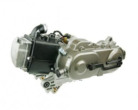 JL50QT-5B Auspuffanlage STANDARD f/ür JINLUN JL50QT-5C 50cc JL50QT-5 ROLLER JL50QT-4