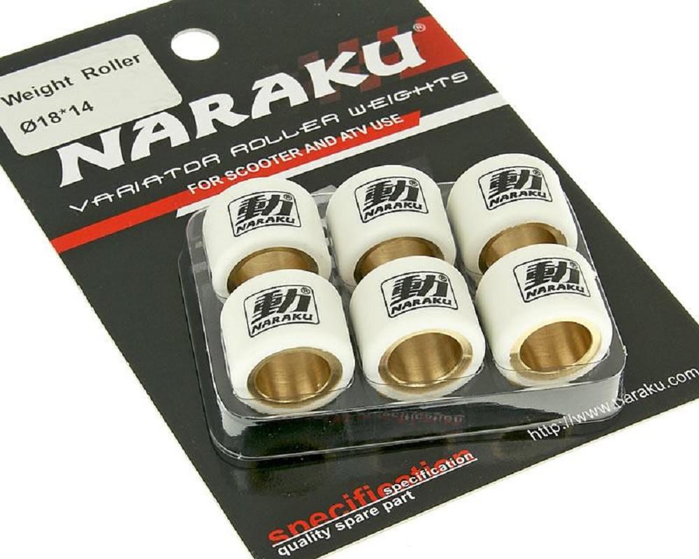 04- Variomatik Naraku HS Racing V.2 f/ür Malaguti F15 Firefox 50 LC