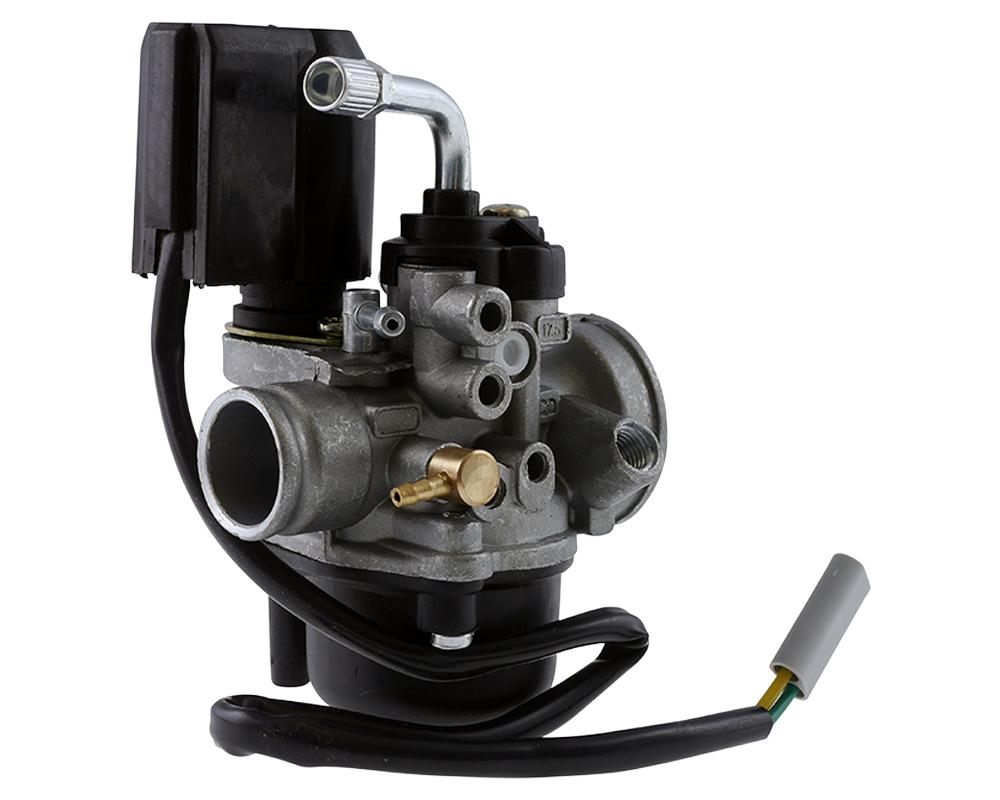 Piaggio-Quartz 50 DT LC 92-96 NSP1T Vergaser DELLORTO 17,5mm f/ür E-Choke