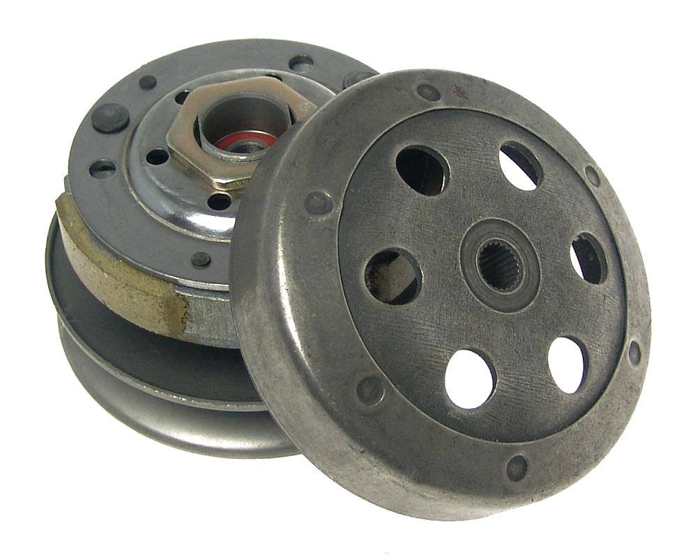 Wandler Kit mit Kupplung 107mm f/ür Motowell Magnet 4T
