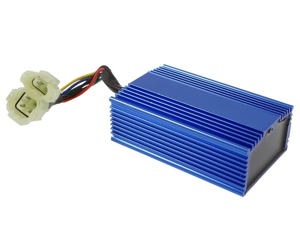 CDI Zündbox Naraku einstellbar f GY6 50 125 150ccm für Kreidler RMC D125