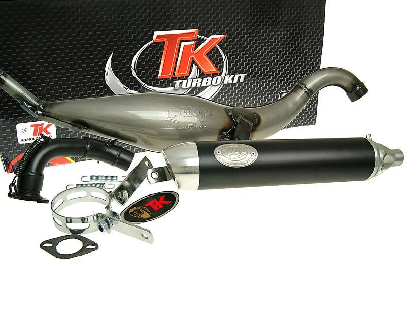 Atv Turbo Kit : Auspuff turbo kit quad atv t kymco mxer