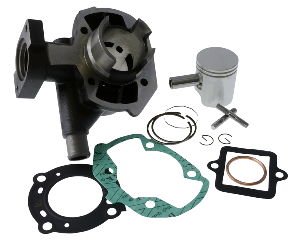 Zylinderkit 50ccm 2EXTREME Standard für Peugeot liegend rund