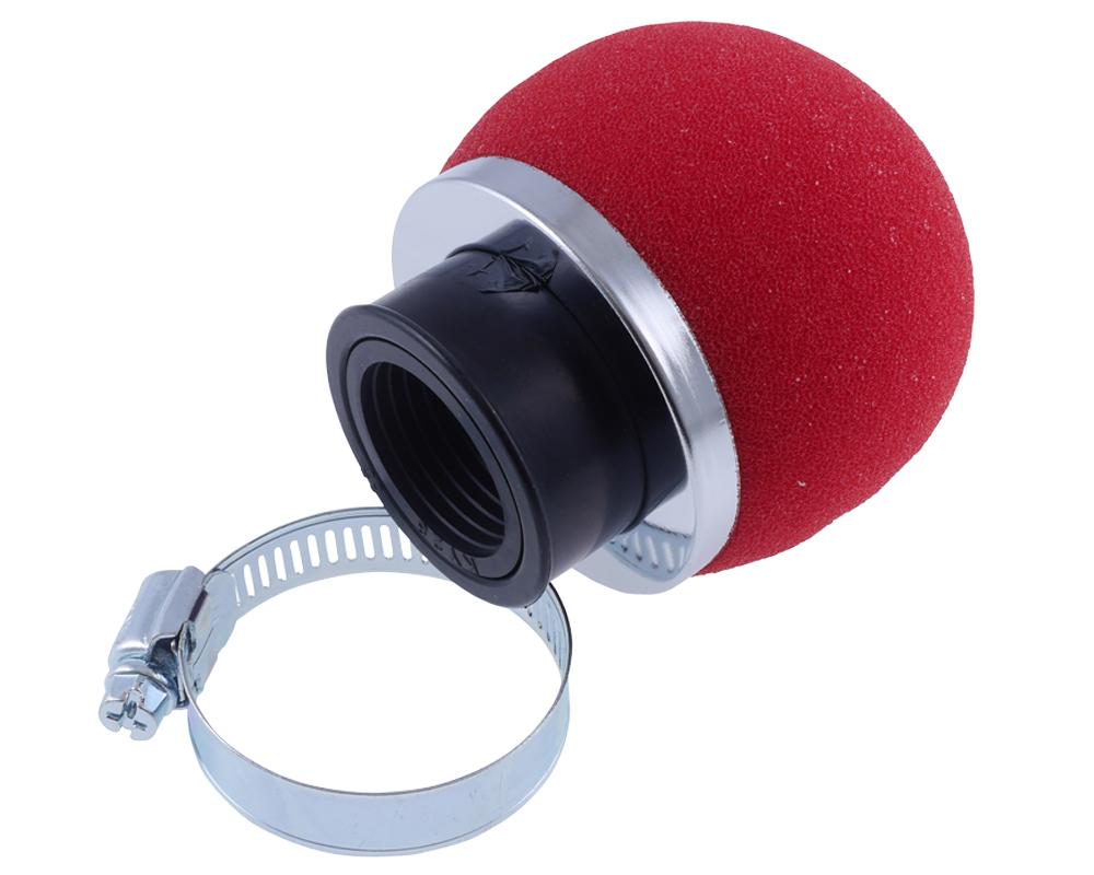 Luftfilter TunR Bubble Sportluftfilter 28-35 mm gerader Ansc