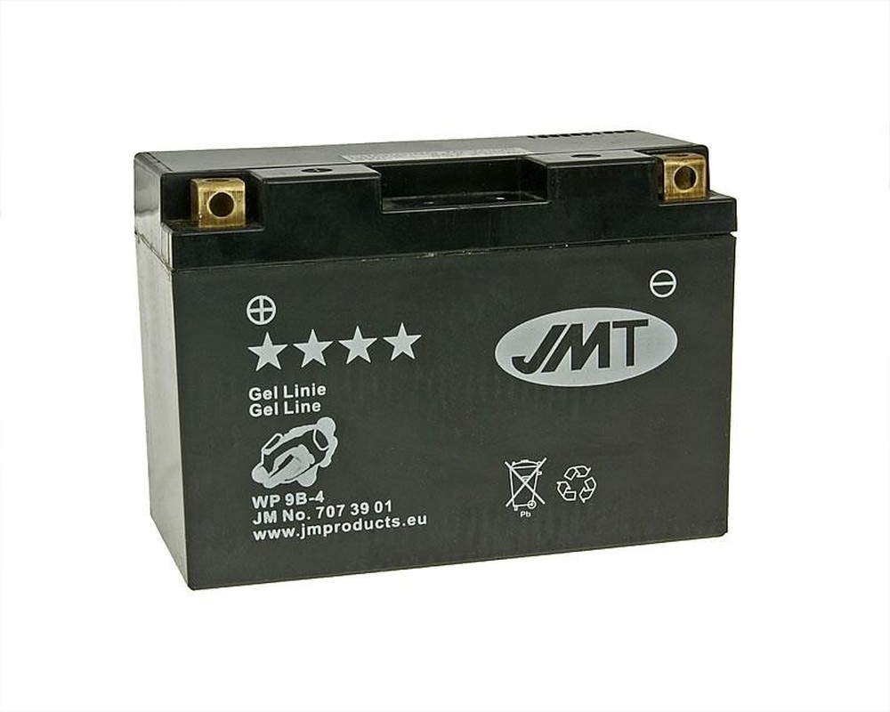 Batterie 12V 8Ah JMT Gel YT9B-BS