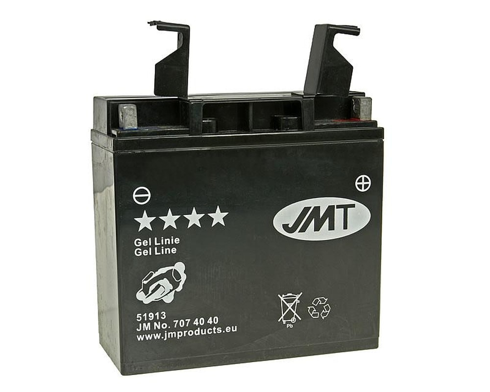 Batterie 12V 21Ah JMT Gel 51913