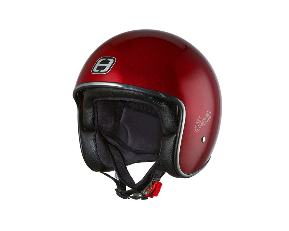 Helm Speeds Jet Cult Candy rot metallic