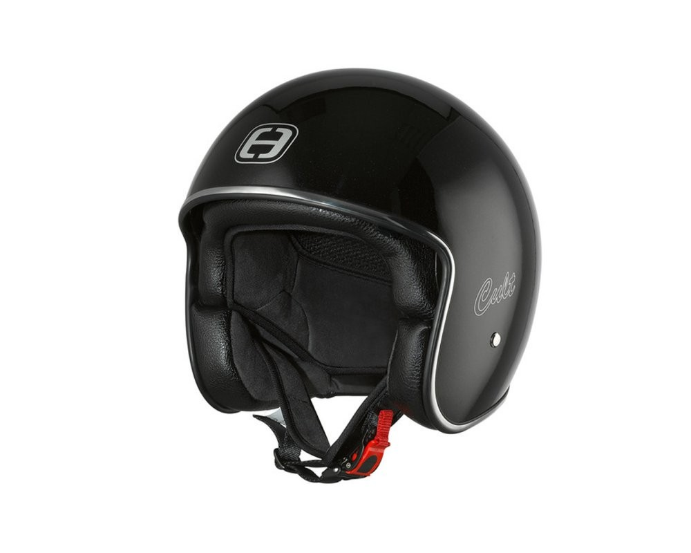 Helm Speeds Jet Cult schwarz metallic